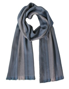Photo of Alpaca Scarf - Brushed - Granite