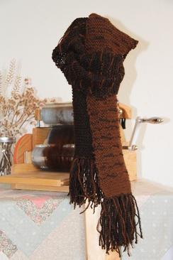 Scarf - Hand Made Alpaca Scarf
