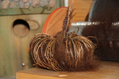 Photo of Birdnest - Alpaca Fleece for Bird Nests