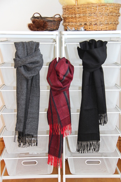 Scarves & More Alpaca Scarves - Part 1