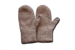 Mittens-Unlined Alpaca