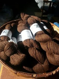 Photo of Suri Yarn