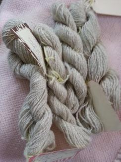 Photo of Suri Handspun Yarn