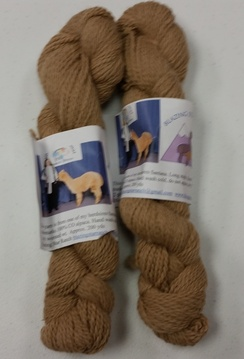 Photo of Blazing Star Ranch Yarn Santana, fawn