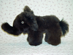 Alpaca Elephant-Includes Shpg