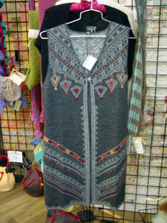 Reversible Alpaca Vest-Includes Shipping