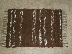 Hand Crafted Peg Loom Rugs