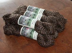 Suri Alpaca Yarn - Wild Side Heather