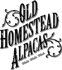 Old Homestead Alpacas - Logo