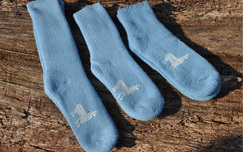 Photo of Alpaca Socks - Heavyweight Crew