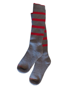 Ausangate Alpaca Striped Ski Socks