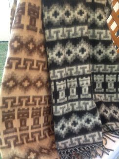 Photo of Unique Aztec Blanket