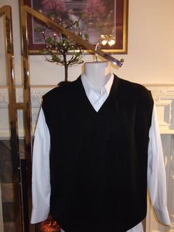 Mens Alpaca GOLF Vest (25% OFF)