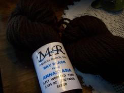 Alpaca Yarn Bay Black Annastasia
