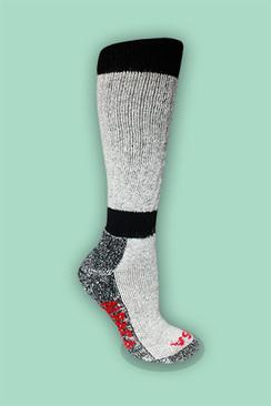 High Calf Boot Socks
