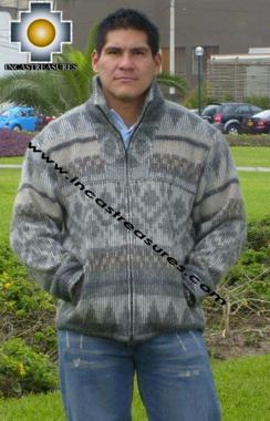Photo of Unisex Andenes Alpaca Jacket