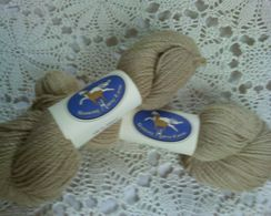Photo of 100% Natural Alpaca Yarn Skeins