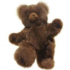 Fully Jointed Alpaca Teddy Bear