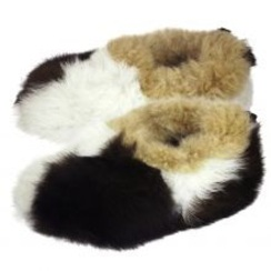 Photo of Reversible Alpaca Slippers