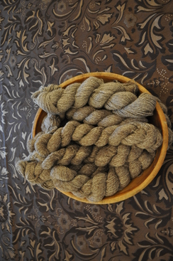 Photo of Hayden Yarn 2nds (100% Suri)