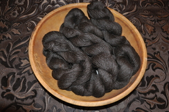 Photo of Mocha Yarn (100% Suri)
