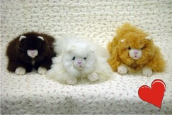 Alpaca Kitty Cat-Includes Shipping