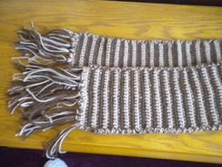 Boys 2 Men Alpaca Scarf