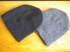 Men's Alpaca Skull Caps