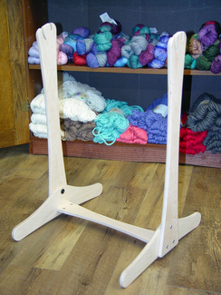 "Floor Stand for 15"" Cricket Loom"