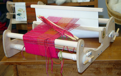 "15"" Cricket Rigid Heddle Loom by Schacht"
