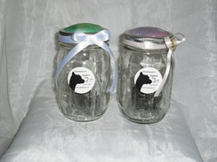 Alpaca Tea and Brewing Jar (pint)