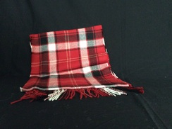 Photo of Vintage Plaid Scarf 402004