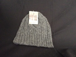 Photo of Brushed Cable Beanie Hat 202005