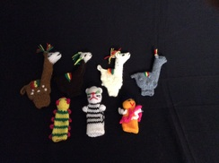 Photo of Assorted Finger Puppets 912003