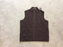 Men's Eco Zip Vest 502002