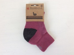 Photo of Alpaca Sport Quarter Top Socks 102006
