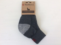 Photo of Alpaca Sport Quarter Top Socks 102010