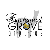 Enchanted Grove Alpacas - Logo
