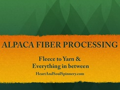 Photo of Fiber Processing