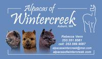 Alpacas of Wintercreek - Logo
