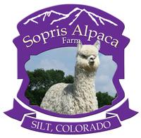SOPRIS Alpaca Farm - Logo