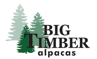 BIG TIMBER ALPACAS, LLC - Logo