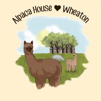 Alpaca House-Wheaton - Logo