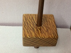 Photo of Lacewood support spindle 2