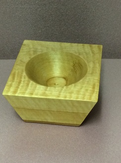 Maple support bowl