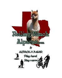 Reiling Ranch Alpacas - Logo