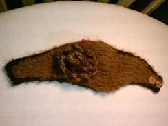 Photo of Headband Child's Brown
