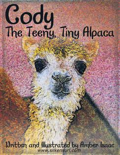 Cody, The Teeny Tiny Alpaca