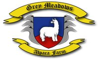 Grey Meadows Alpaca Farm - Logo