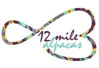 12 Mile Alpacas - Logo